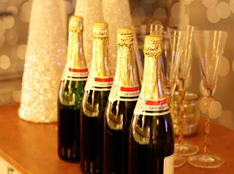 Spumante E Vino Personalizzato Quattro Bottiglie