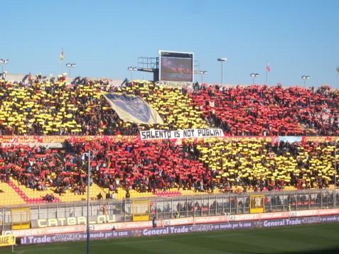 Cofanetto Regalo biglietti US Lecce piú soggiorno per due persone