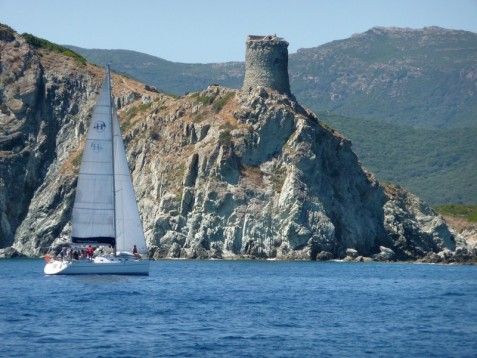 Weekend di vela all'Elba