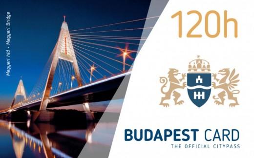 Budapest Guide 2017 Budapest caRd