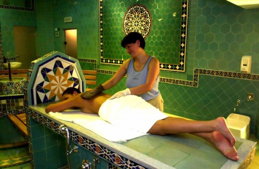 Hammam e Sauna Privata per Due - Parigi