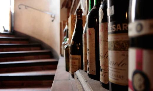 Degustazione di vini con sommelier e aperitivo