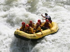 Rafting in Trentino per Due