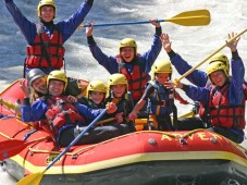 Rafting Adventure Aosta