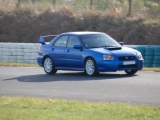 Copilota Subaru Impreza - Due Giri