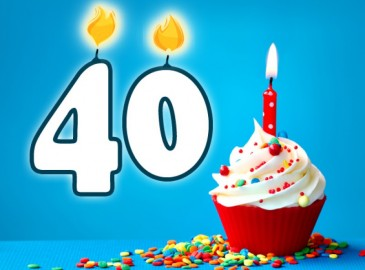 Auguri Di Compleanno 40 Anni Latoya Vandoren Blog